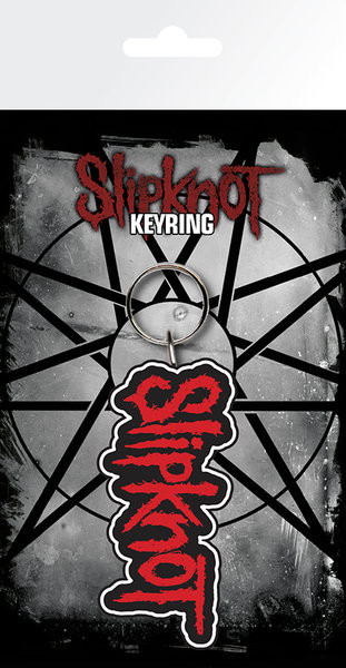Slipknot - Logo Breloczek