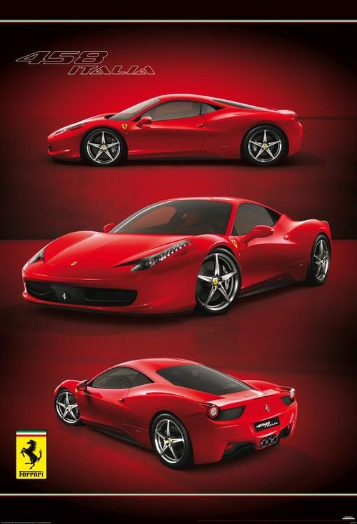 Ferrari Fototapeta