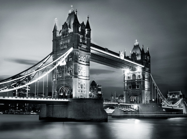 Tower Bridge, London Fototapeta