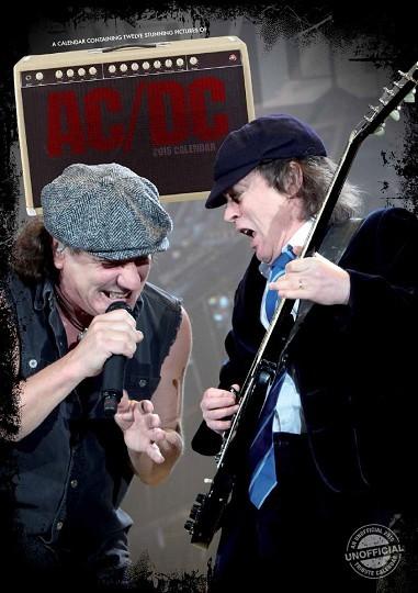 AC/DC Kalendarz