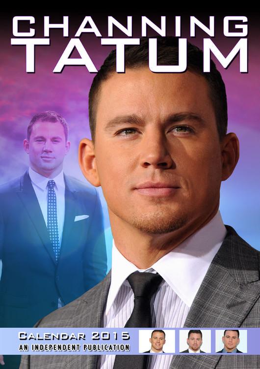 Channing Tatum Kalendarz