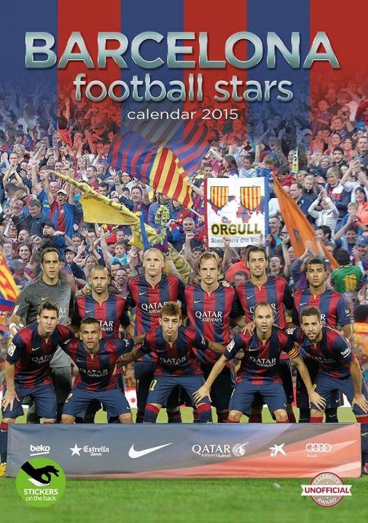 FC Barcelona Kalendarz