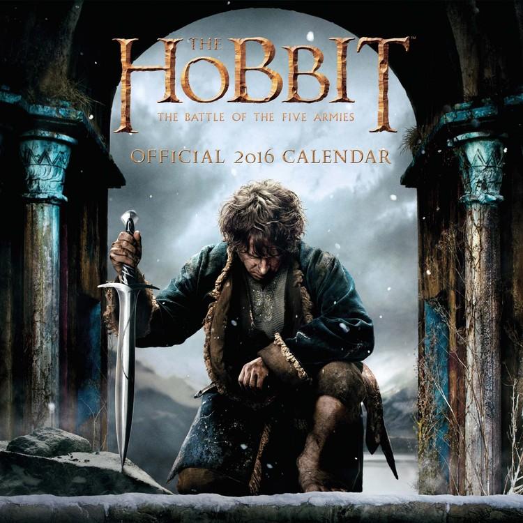 Hobbit Kalendarz