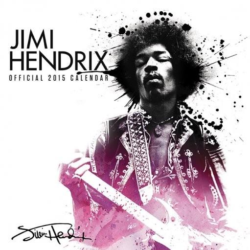 Jimi Hendrix Kalendarz