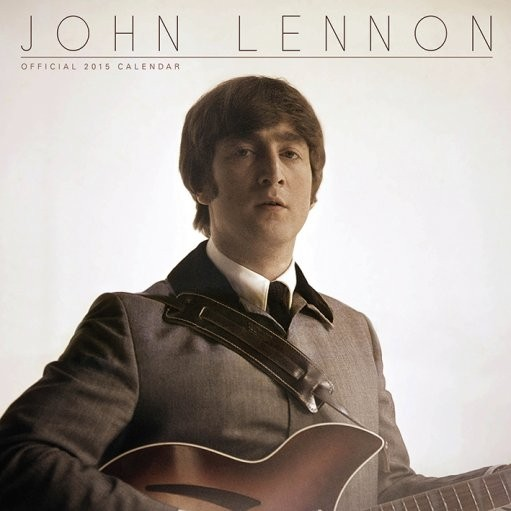 John Lennon Kalendarz