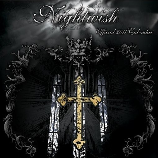 Official Calendar 2011 - NIGHTWISH Kalendarz