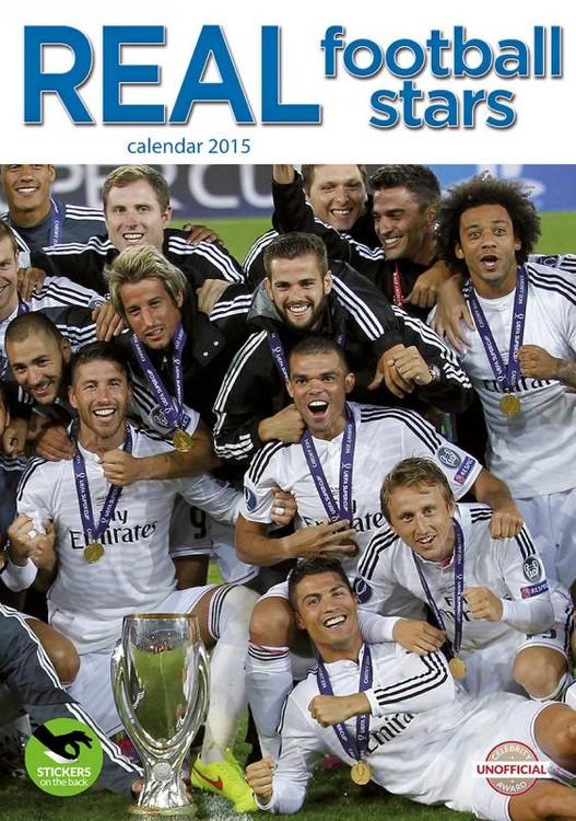 Real Madrid FC Kalendarz