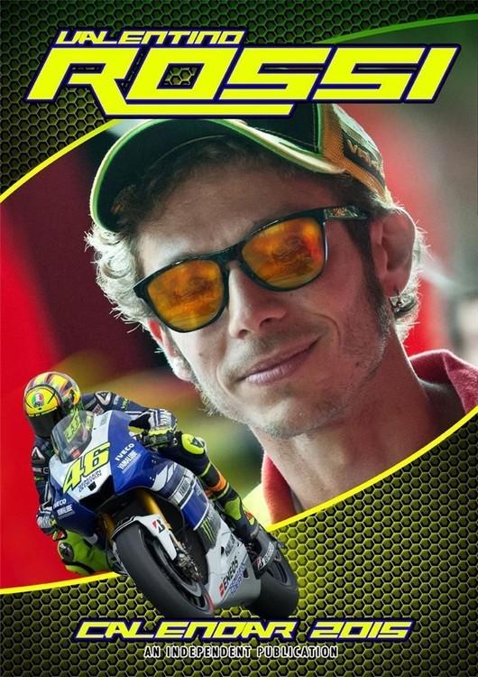 Valentino Rossi - MotoGP Kalendarz