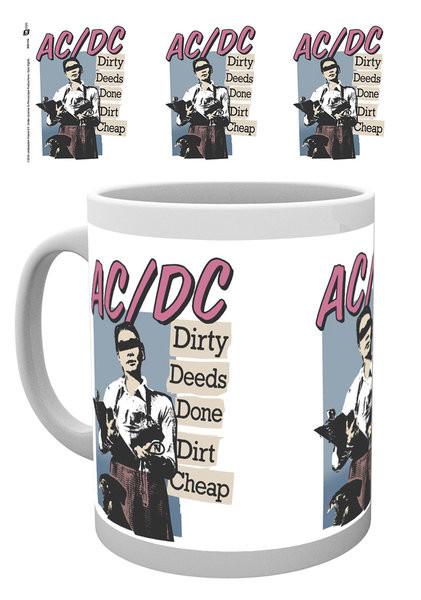 AC/DC - Dirty Deeds Kubek