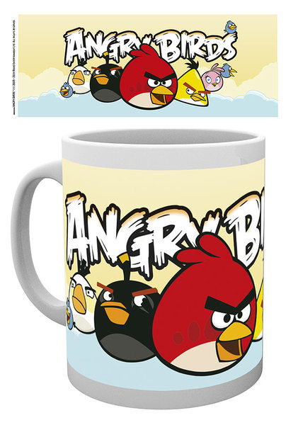 Angry Birds - Formation Kubek