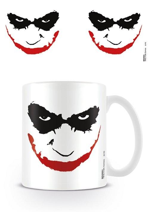 Batman: Mroczny Rycerz - Joker Face Kubek