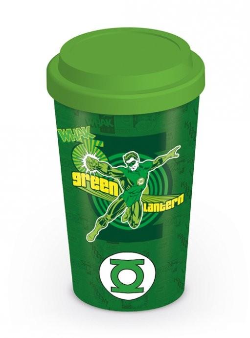 DC Comics - Green Lantern Travel Mug  Kubek