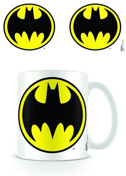DC Originals - Batman Logo Kubek