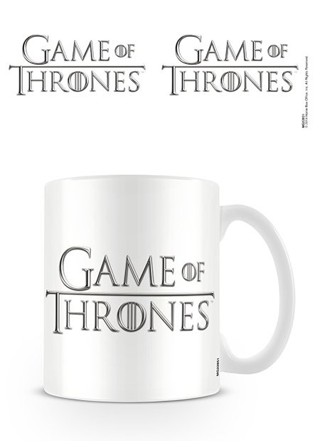 Gra o tron - Game of Thrones - Logo Kubek