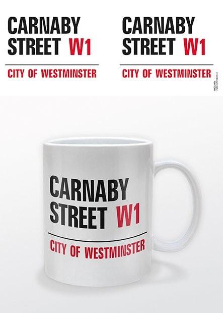 Londyn - Carnaby Street Kubek