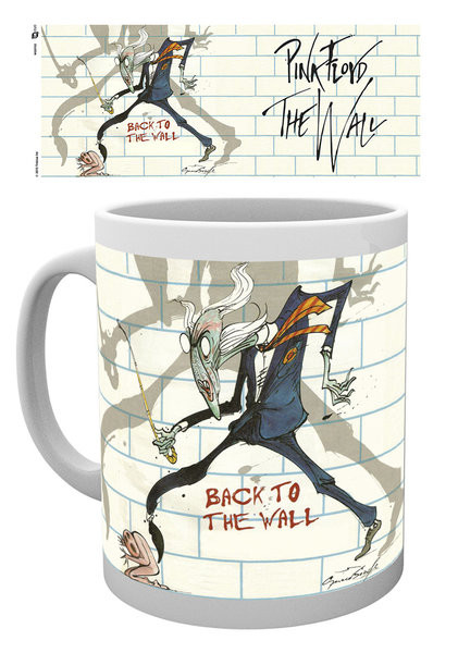 Pink Floyd: The Wall - Back To The Wall Kubek