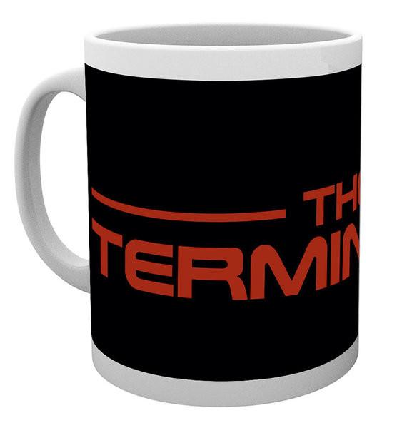 Terminator - Logo Kubek