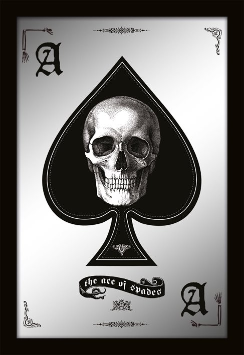 Lustro MIRRORS - ace of spades
