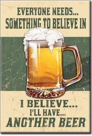 BELIEVE IN SOMETHING Magnes