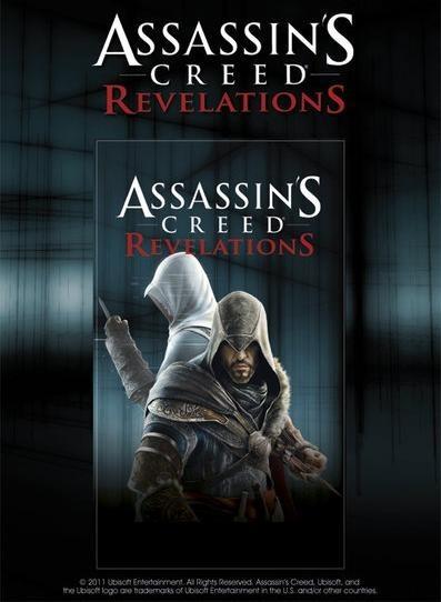 Naklejka Assassin's Creed Relevations – duo
