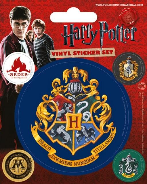 Naklejka Harry Potter - Hogwarts