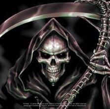 Naklejka SPIRAL - reapers curse