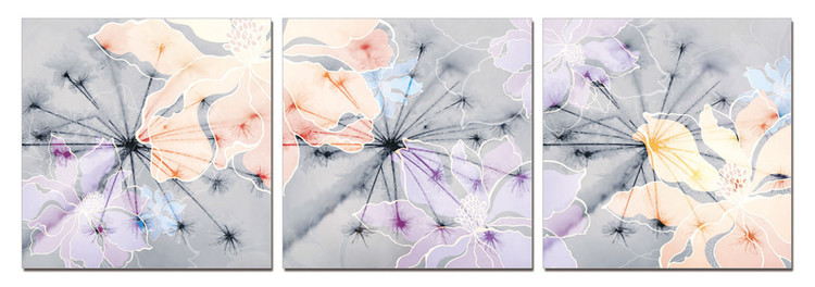 Modern Design - Dandelion Obraz