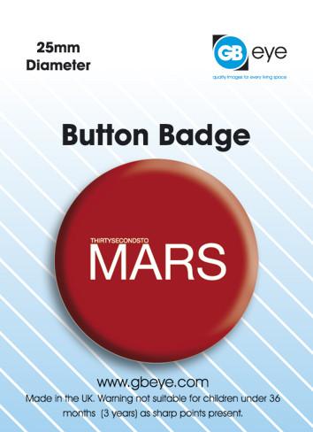 Odznaka 30 SECOND TO MARS