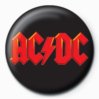 Odznaka AC/DC (Logo)