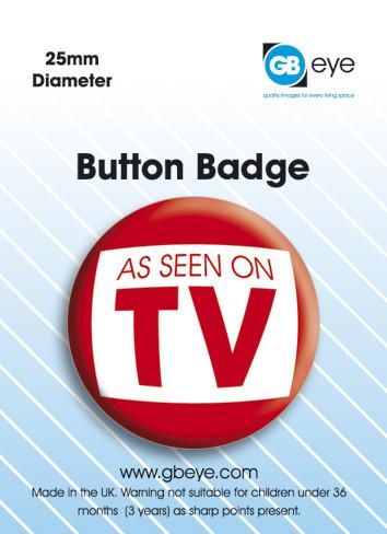 Odznaka As seen on TV