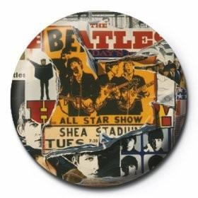 Odznaka BEATLES - anthology 2