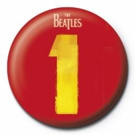 Odznaka BEATLES - number 1