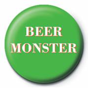 Odznaka BEER MONSTER