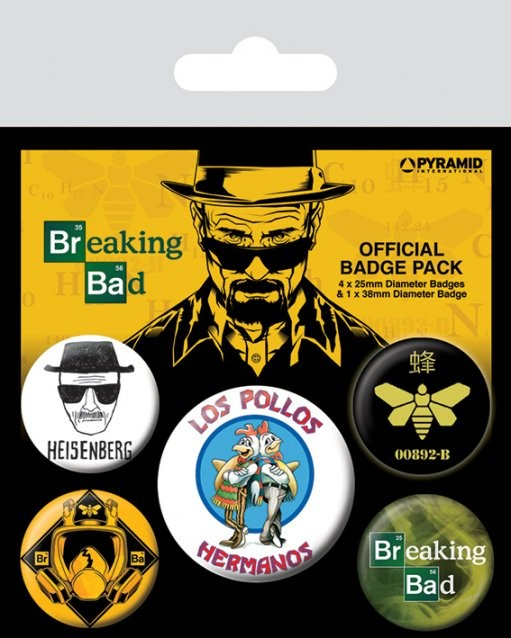 Odznaka Breaking Bad - Los Pollos Hermanos