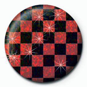 Odznaka CHECK - Black