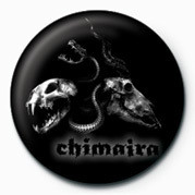 Odznaka Chimaira (Skulls)