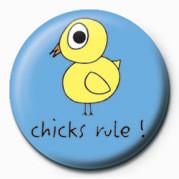 Odznaka D&G (CHICKS RULE)