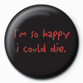 Odznaka D&G (I'm So Happy)