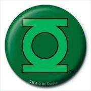 Odznaka DC Comics - Green Lantern Logo