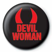 Odznaka DEVIL WOMAN