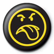 Odznaka Face (Raspberry)