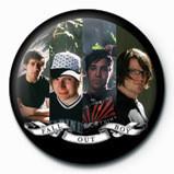 Odznaka FALL OUT BOY - Band script