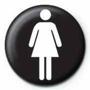 Odznaka FEMALE SIGN
