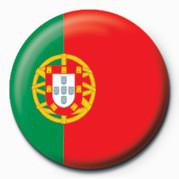 Odznaka Flag - Portugal