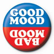 Odznaka GOOD MOOD / BAD MOOD
