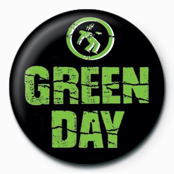 Odznaka Green Day (Logo)