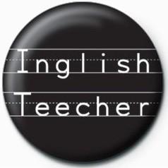 Odznaka Inglish Teecher