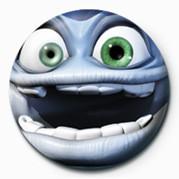 Odznaka JAMSTER - Crazy Frog (Clos