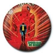 Odznaka MARVEL - spiderman no more
