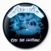 Odznaka METALLICA - RIDE THE LIGHT